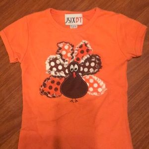Other - Size 4 turkey short sleeve top